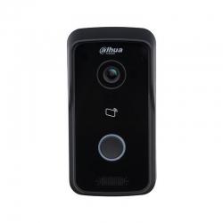 VTO2111D-WP Portero Unidad Exterior Wi-Fi para vivienda IP65 c/lector de tarjetas 13.56 MHz negro