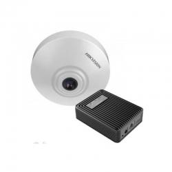 DS-2CD6412FWD/C Cámara IP de 1.3MP (1280x960p) para conteo de personas.