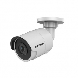"""DS-2CD2025FWD-INS Cámara IP tipo bullet IR de uso interior o exterior con sensor CMOS de escaneo progresivo 1/2.8""""."""