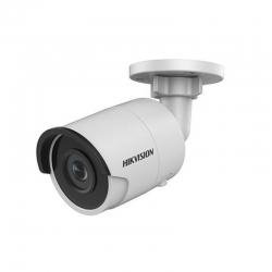 """DS-2CD2055FWD-INS Cámara IP tipo bullet IR de uso interior o exterior con sensor CMOS de escaneo progresivo 1/2.5""""."""