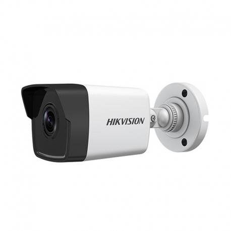 """DS-2CD1001-I Cámara IP tipo bullet para uso interior o exterior con sensor CMOS de escaneo progresivo 1/4""""."""
