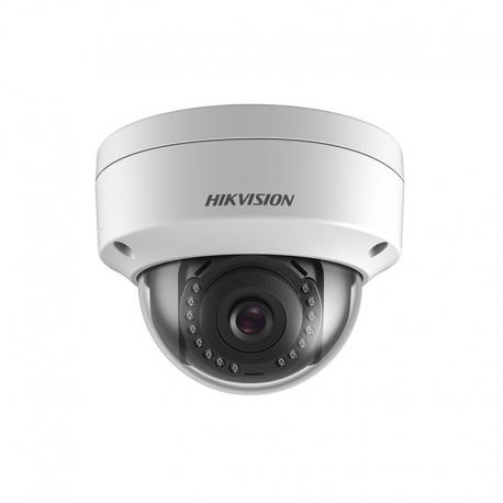 """DS-2CD1121-I Cámara IP tipo Mini Domo para uso interior o exterior con sensor CMOS de escaneo progresivo 1/2.8""""."""