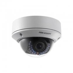 """DS-2CD2720F-INS Cámara IP tipo DOMO IR con sensor CMOS de 1/3"""" de escaneo progresivo."""