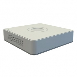 DS-7108NI-E1 NVR de 8 canales para grabación de cámaras IP.