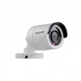 Camara Bullet fijo HIKVISION 1Mpx DS-2CE16C0T-IRF 720P (N°56)