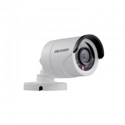 DS-2CE16D0T-IRPF Cámara hibrida 4 en 1 TURBO HD mini bullet de 1080p con lente fijo.