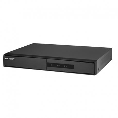 DS-7204HGHI-F1  Grabador digital de 4 entradas de vídeo 4 en 1: HD-TVI, AHD, Analógico e IP.