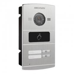 DS-KV8202-IM Video portero IP con cámara de 1MP de baja iluminación.