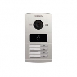 DS-KV8402-IM Video portero IP con cámara de 1MP de baja iluminación.