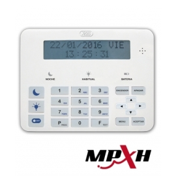 HA LCD-MPXH