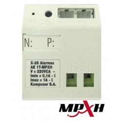 MODULO DE CONTROL DE DISPOSITIVOS ELECTRICOS X28 AE 1T-MPXH