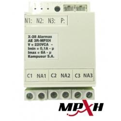 MÓDULO X28 AE3RMPXH Control Dispositivos