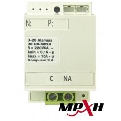 MODULO X28 AE1HMPXH Control Dispositivos