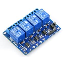 Modulo relay de 4 canales (1161)