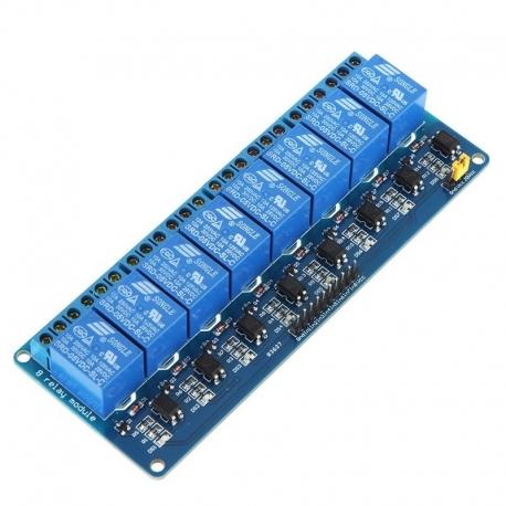 Modulo relay de 8 canales (1160)