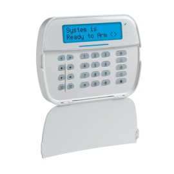 Teclado LCD alfanumérico Inalámbrico PowerG de 915 MHZ  DSC