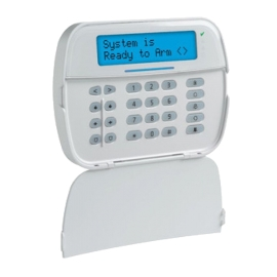 Teclado full LCD alfanumérico  DSC