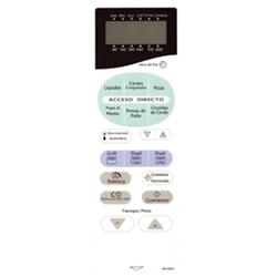TECLADO MD30 SANYO EMG451