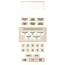 TECLADO MD33 GENERAL ELECTRIC 831