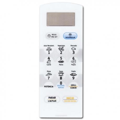 TECLADO MD205 ELECTROLUX253D2