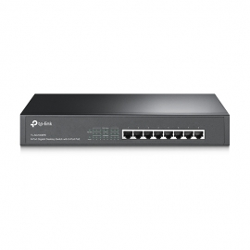 Switch TPLINK TLSG1008PE 8PuertosGigabit 8PuertosPoe