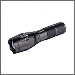 Linterna Vapex GML125 Led Aluminio Con zoom