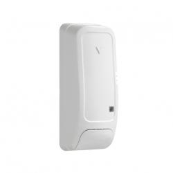 Contacto magnetico DSC PG9945 inalambrico PowerG con entrada auxiliar