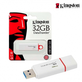 Pendrive Kingston 32GBDTIG4 32GB USB 3.0