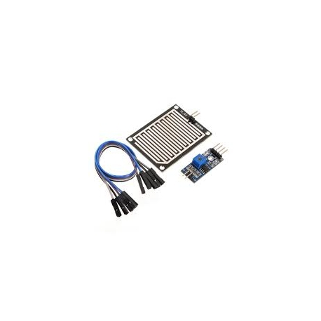 Sensor de luvia Arduino RAINDROP nivel de agua
