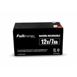 Bateria recargable FullEnergy 12V 7A