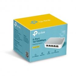 Switch TPLINK 5 puertos  10 100 Mbps