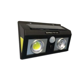 Luz Solar LED Doble