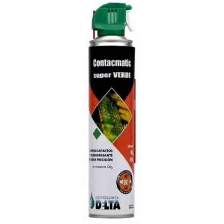Contacmatic super verde 225 gramos