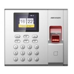 CONTROL DE ACCESO DS-K1T8003MF TERM HUELLA+TARJETA+PIN HIKVISION