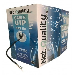 Cable UTP Net Quality CAT 5E 305mts