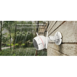 Cámara seguridad EZVIZ C3W Disuasión activa HD