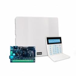 Panel de alarma Garnet con WiFi, incluye teclado LCD