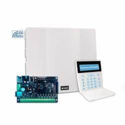 Panel de alarma Garnet con WiFi, incluye teclado LCDRF
