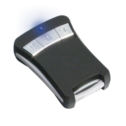 Transmisor de 3 canales compatible con KPD-860RF