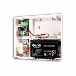 Fuente de suministro de energía supervisada Auxiliar 1,5 Amp.