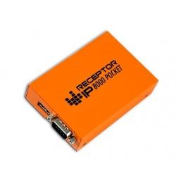 Receptor IP para paneles Titanium / Garnet