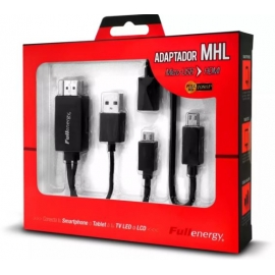 Adaptador HDMI a Micro USB (MHL)