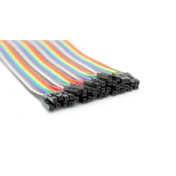 Cable Hembra-Hembra (10cm)