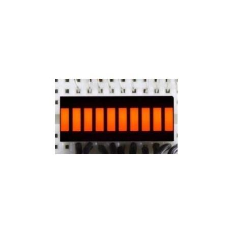 Display LED 10 segmentos Vumetro (1616)