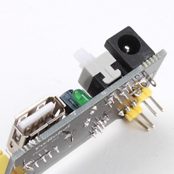 Modulo fuente Protoboard MB102 (1364)