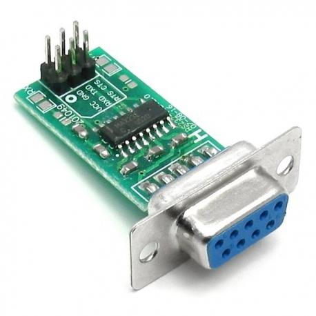 Modulo convertidor RS232 a TTL (1553)
