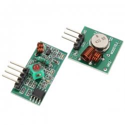 Modulo RF Transmisor y Receptor (1365)