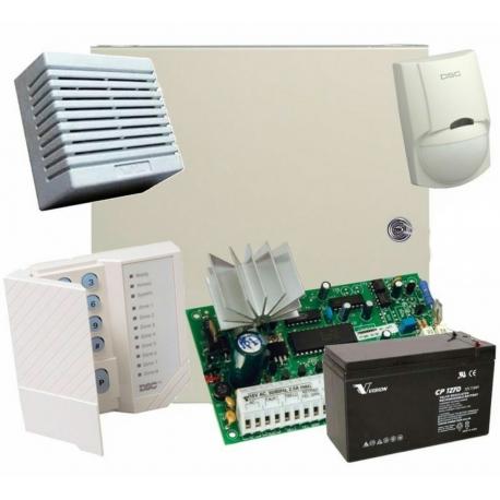 KIT Alarma DSC PC585