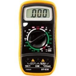 Multimetro Noga DT-838